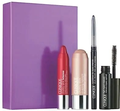 some of the best beauty gift ideas to spoil your loved one this year clinique party mix makeup gift set
