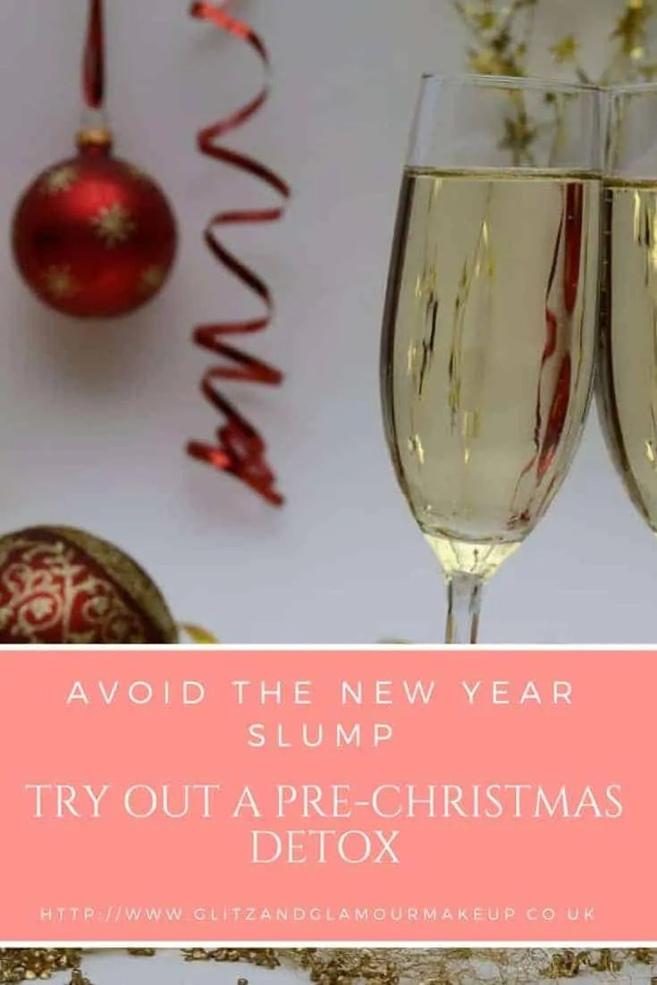try out a pre christmas detox