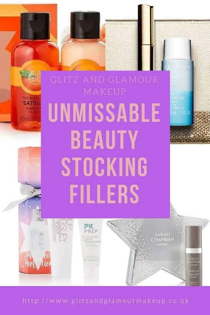 unmissable beauty stocking fillers