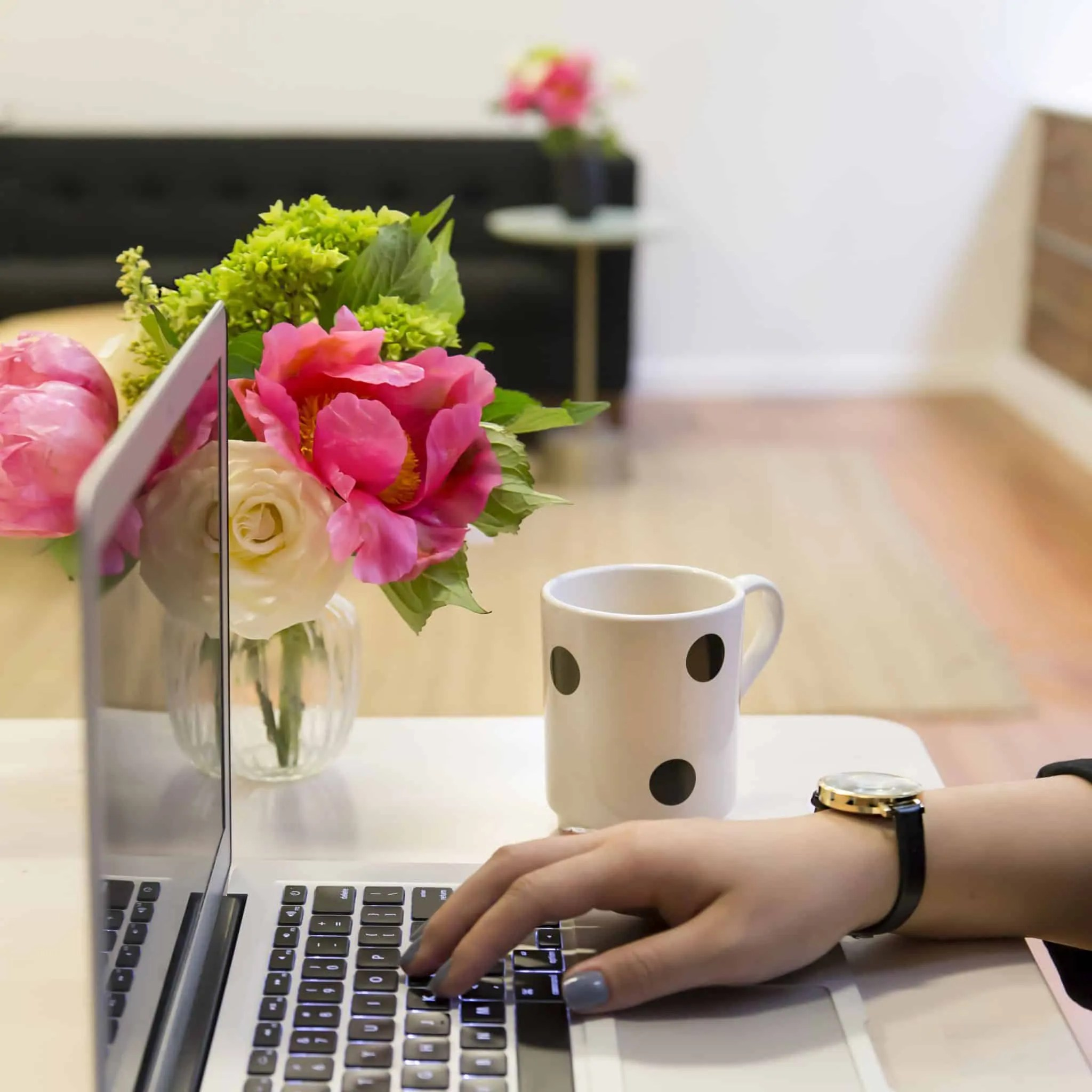 5 easy tips to spring clean your blog update your theme