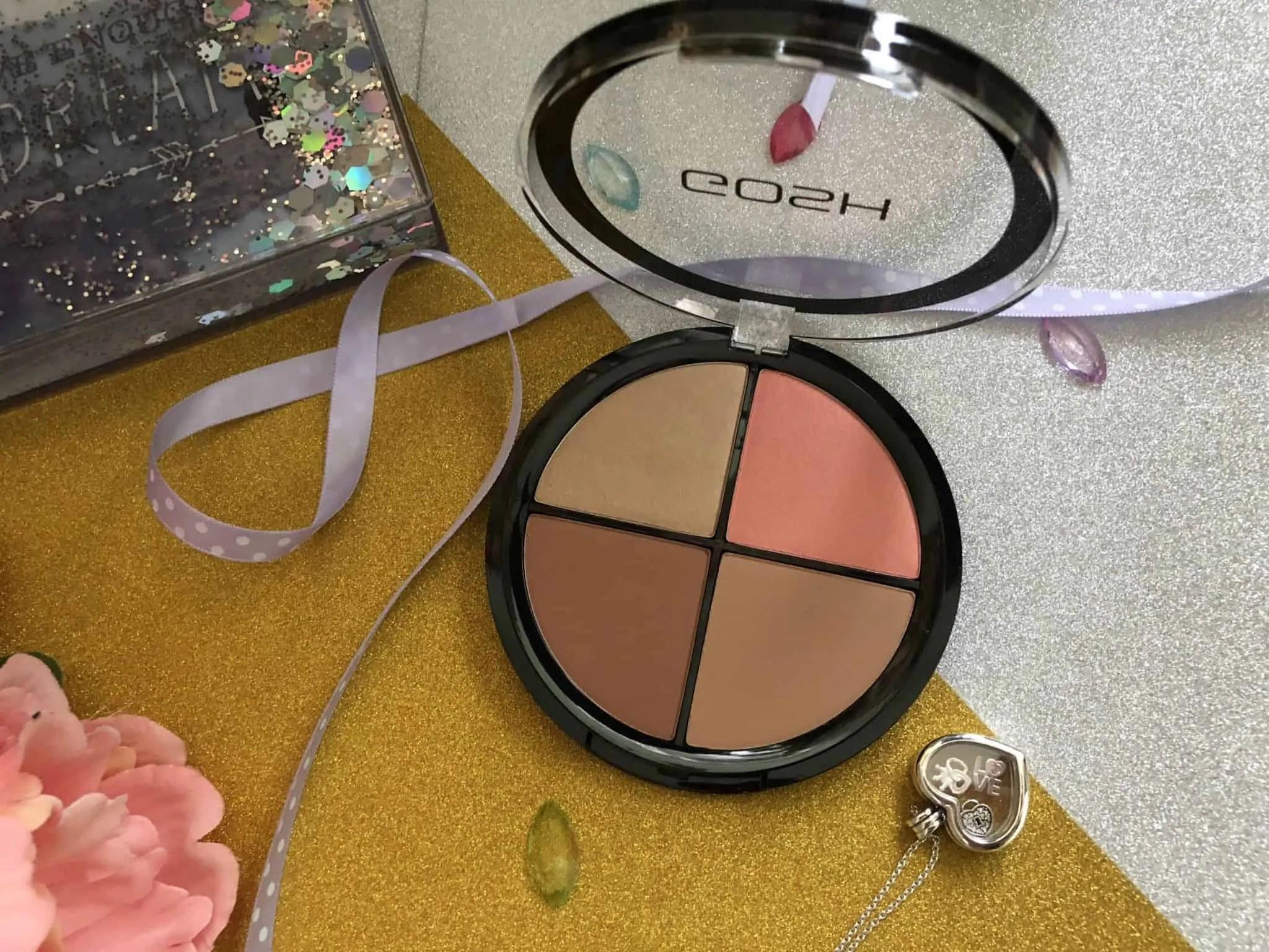 Gosh Contour n Strobe kit review shades