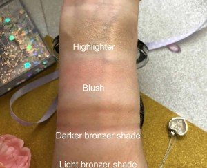Gosh Contour n Strobe kit swatch