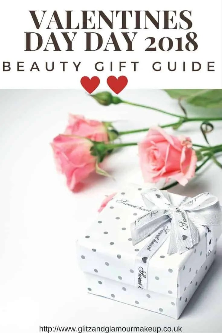 valentines day 2018 beauty gift guide