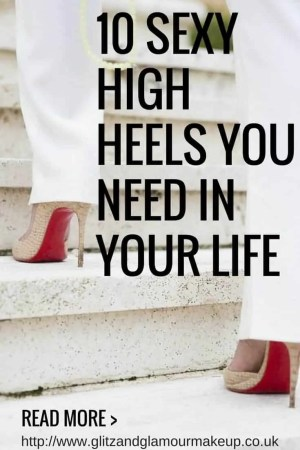10 sexy high heels you need in your life