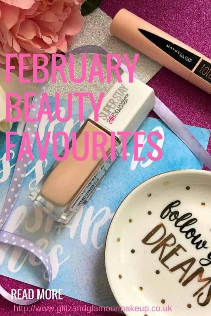 february beauty favourites