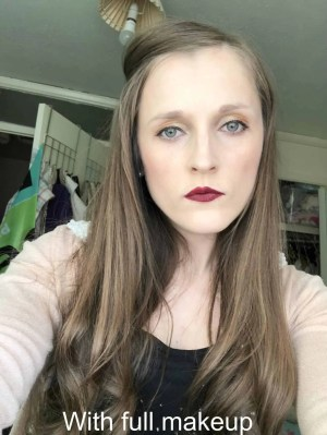 klairs bb mochi cushion and klairs concealer full makeup
