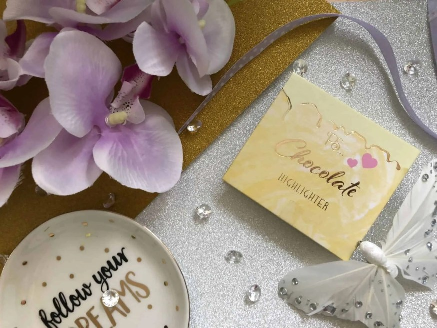 primark ps chocolate highlighter