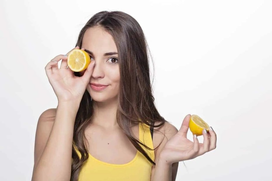 Get glowing skin by changing your diet