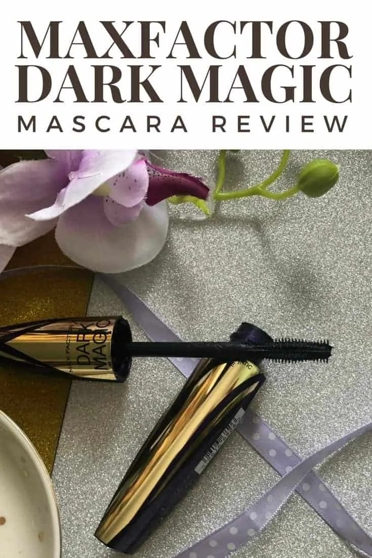 max factor mascara dark magic review