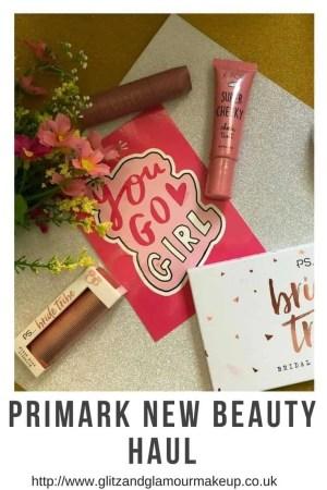 primark new beauty haul