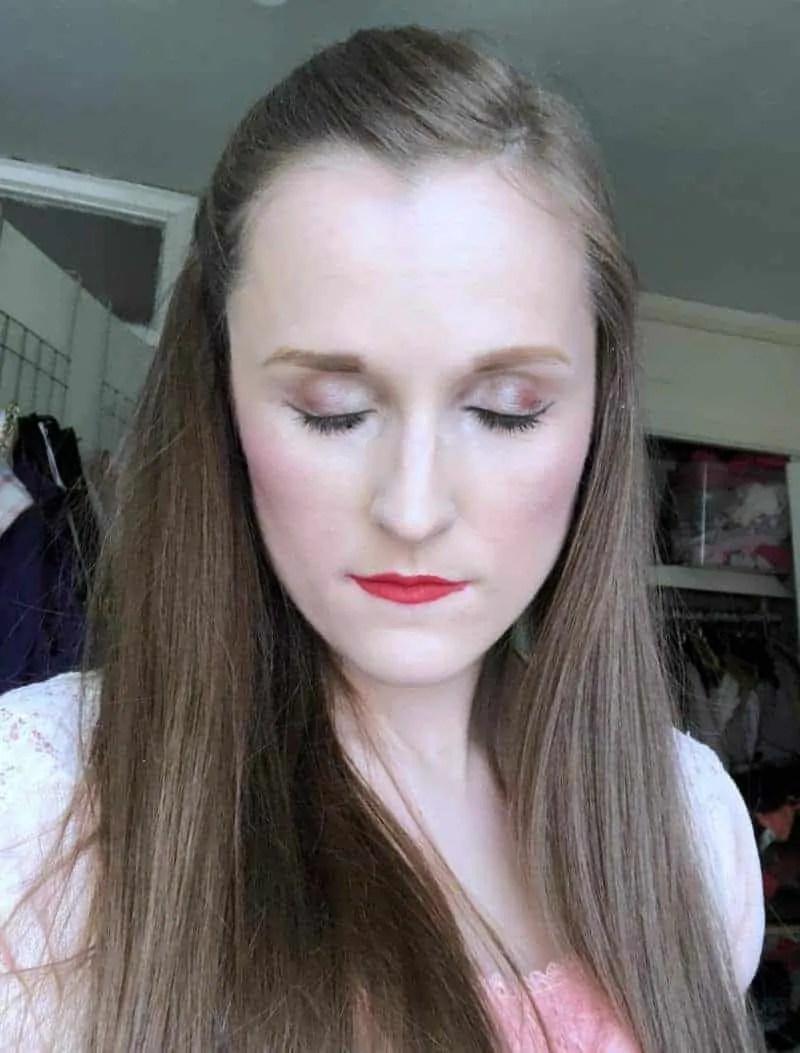rimmel ultimate kohl kajal waterproof eyeliner after