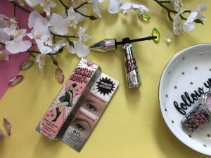 benefit gimme brow+ review 1