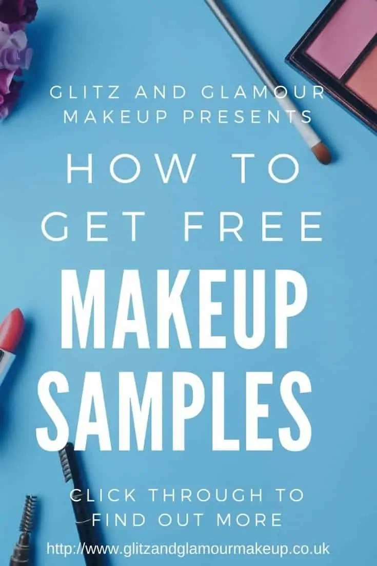 free makeup samples how to get