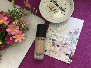 CYO beauty hits UK shores - you won't want to miss what I bought in my first CYO haul cyo lifeproof foundation