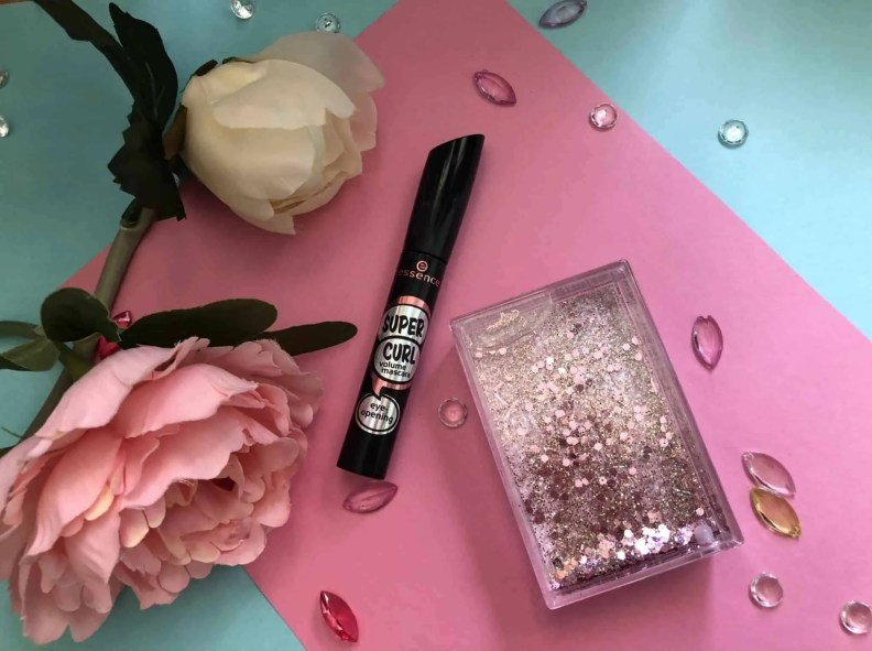 everyday summer makeup routine essence super curl mascara