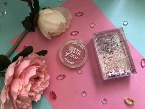 everyday summer makeup routine miss sporty insta glow blusher