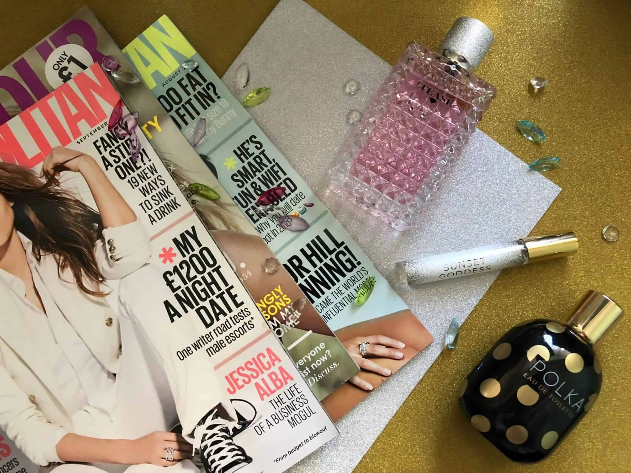 Primark perfume reviews and designer dupes