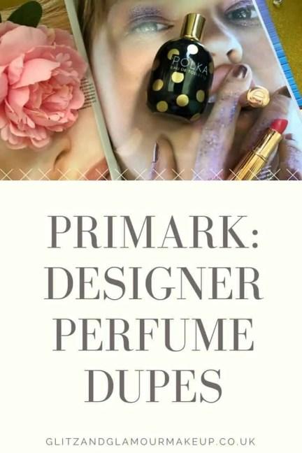primark perfume designer dupes