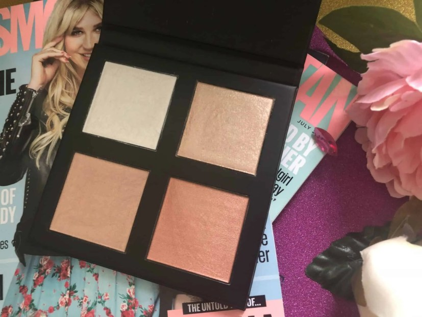 the budget beauty makeup highlighter palette that's suitable for any occasion 1