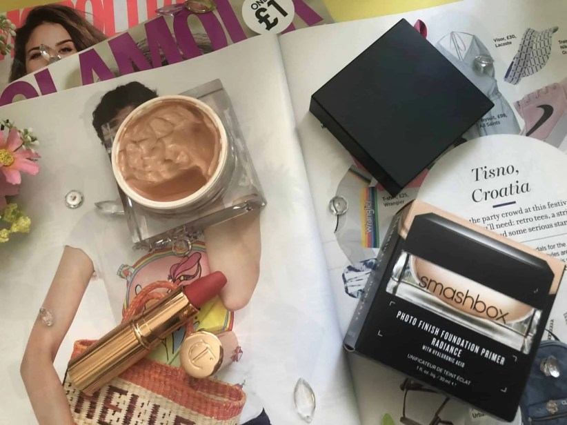 Give your skin a radiant glow with Smashbox Photo Finish foundation primer 1