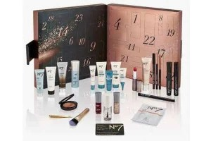the best value beauty advent calendars £50 or under No7