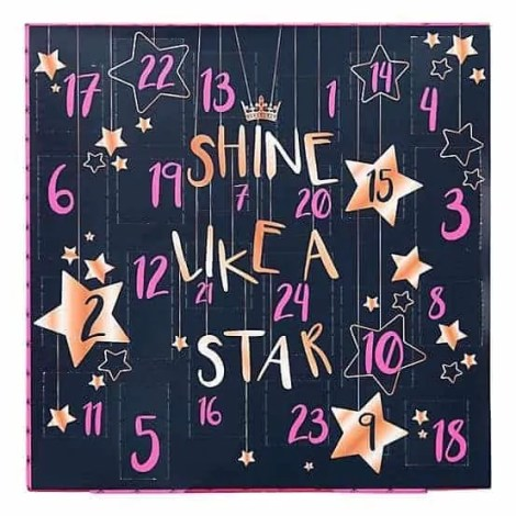 the best value beauty advent calendars £50 or under Sugar and spice calendar