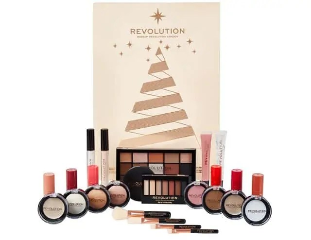 advent calendar ideas for adults the best value beauty advent calendars £50 or under makeup revolution