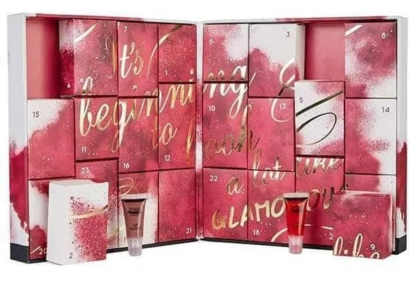 the best value beauty advent calendars £50 or under superdrug studio calendar