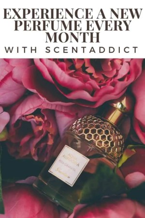 experience a new perfume every month with scentaddict
