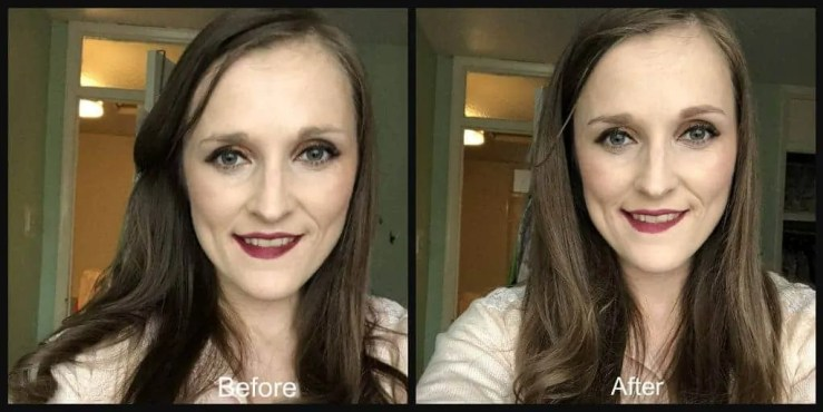 get long lasting shapely brows with lottie arch rival microblade pen before and after