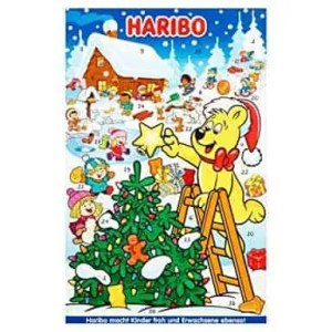 make december even sweeter with the best sweet advent calendars haribo