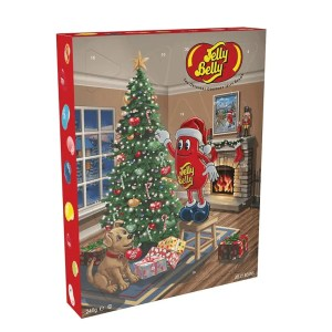 make december even sweeter with the best sweet advent calendars jelly belly