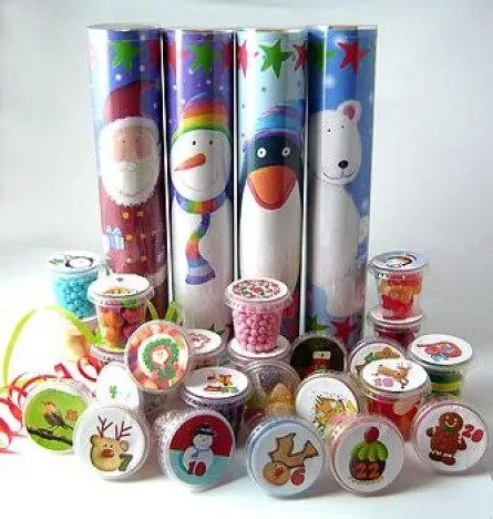 make december even sweeter with the best sweet advent calendars lots of pots of sweets advent calendar