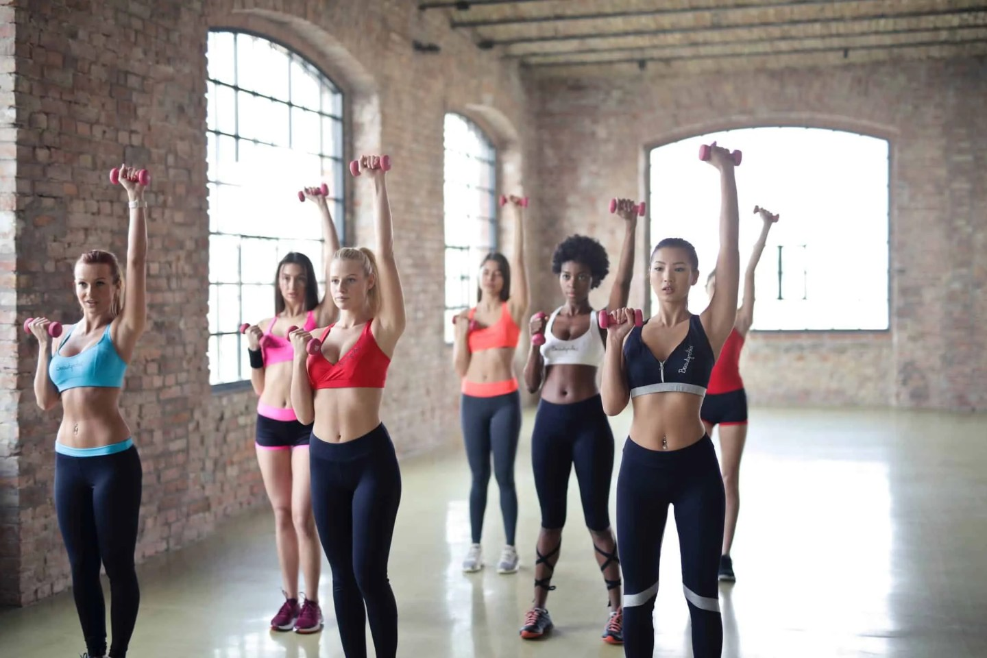 5 ways you can stay active this Winter exercise class