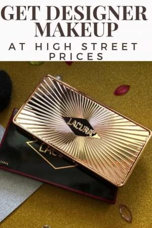 get designer makeup at highstreet prices