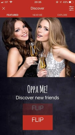 The money making app that pays you to share a selfie discover