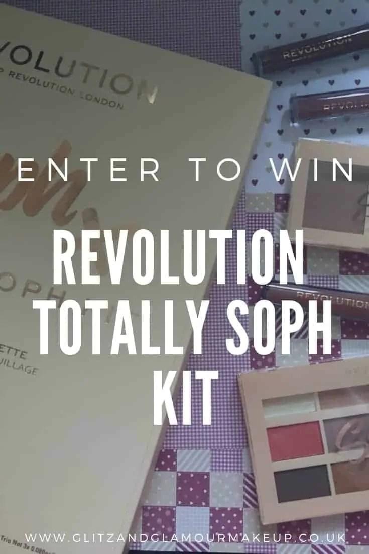 revolution totally soph kit competition