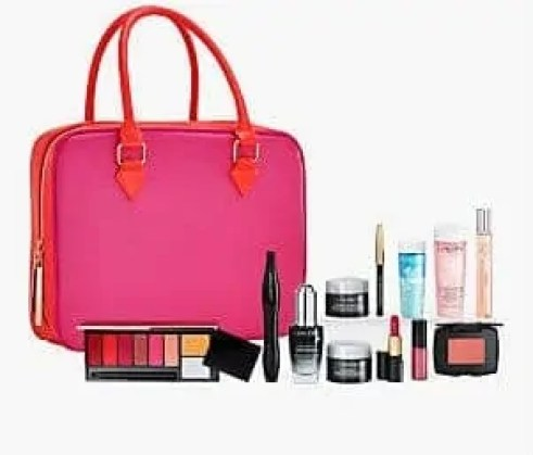 valentines day gift guide 2019 lancome beauty box makeup set