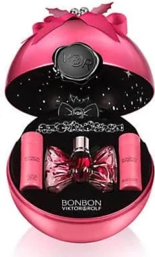valentines day gift list 2019 viktor and rolf bonbon eau de parfum gift set