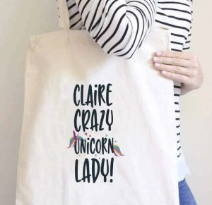 embrace your inner unicorn with 10 fashion and beauty must haves canvas bag