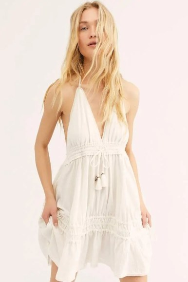 the endless summer signorinia mini dress
