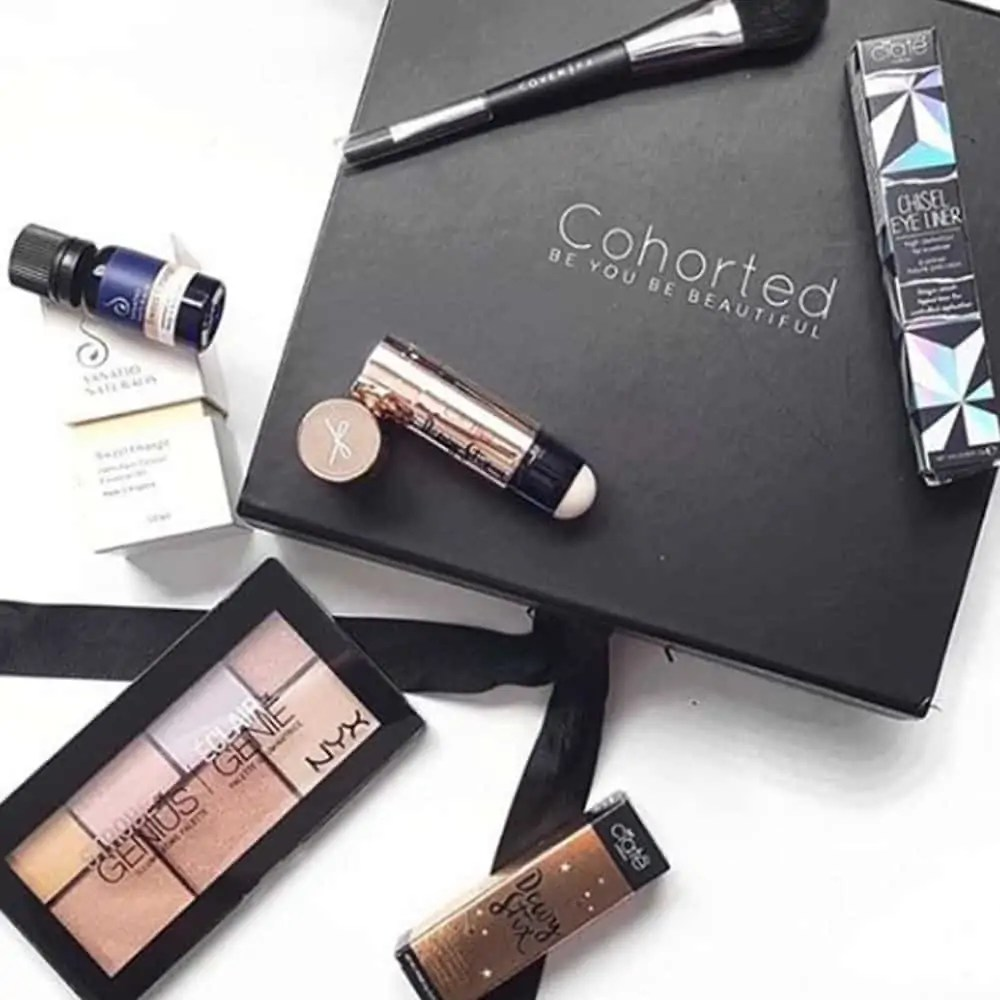 cohorted beauty box