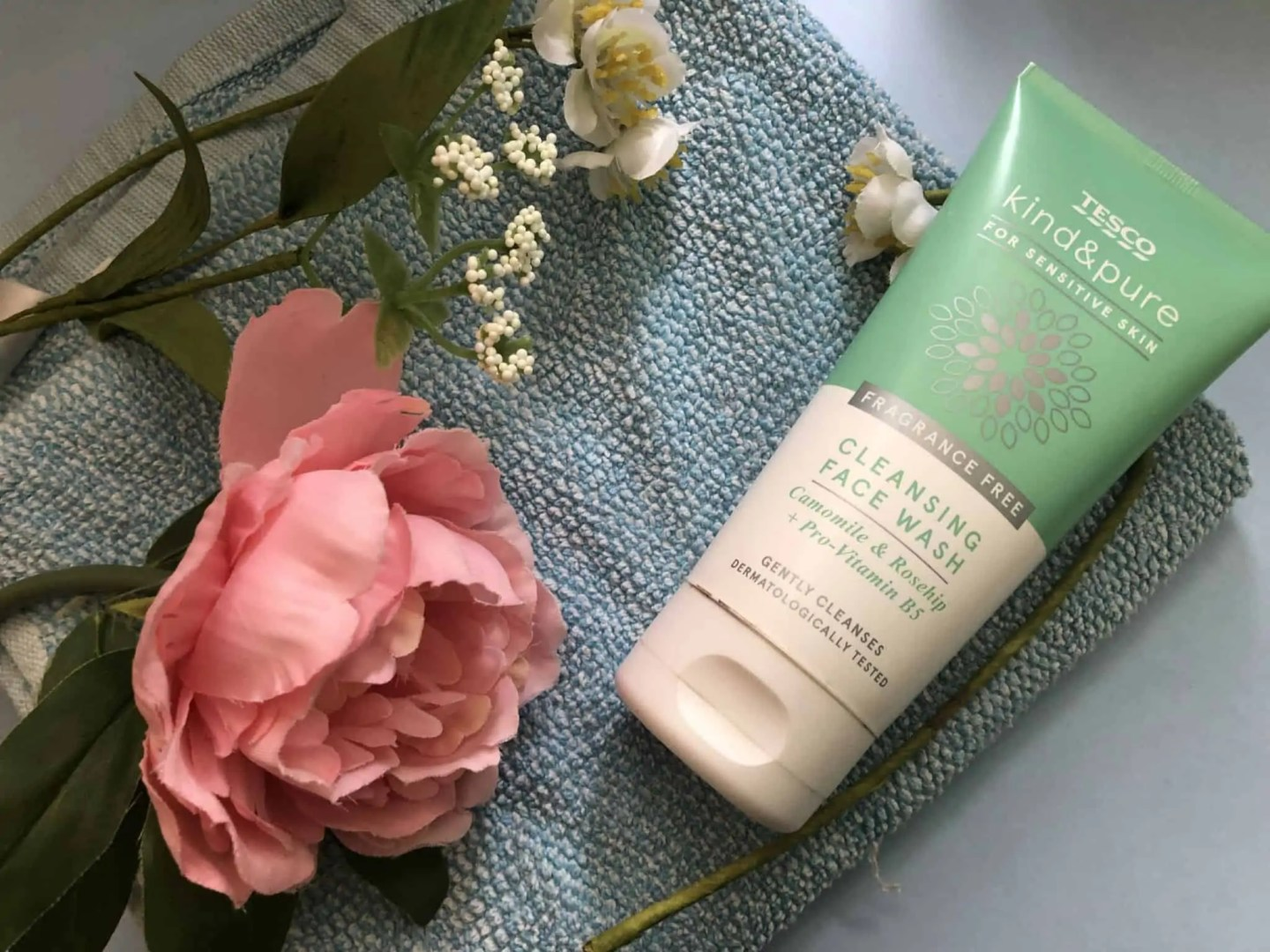 Discover a skincare routine that will keep your skin healthy and glowing tesco kind and pure cleansing face wash