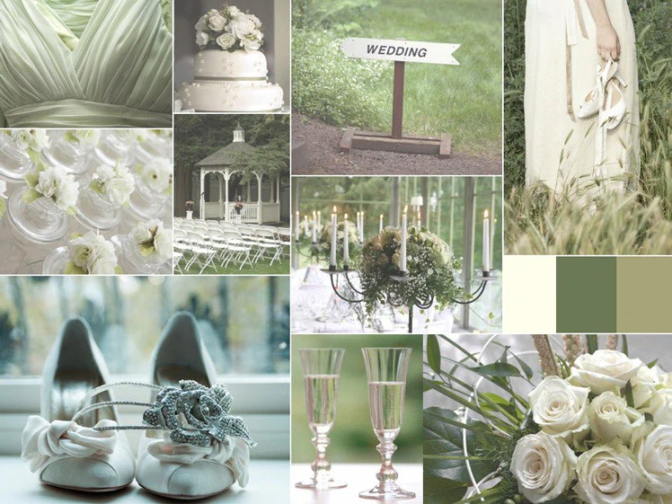 Wedding Mood Board A Country Wedding Glitzy Secrets