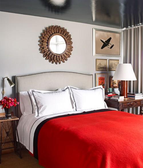 red bedding shearron