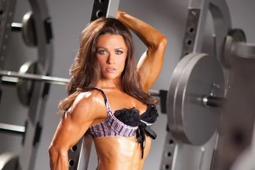Oksana Grishina Hottest Female Bodybuilders