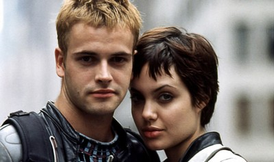 HACKERS and her first husband