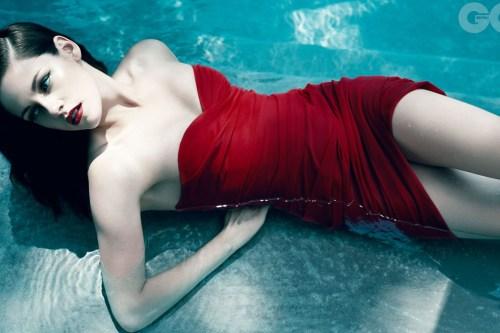 Kristen Stewart exposing