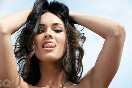 Sexy Pose Megan Fox