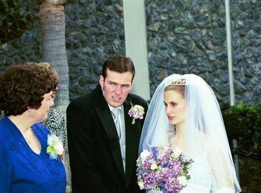 Weirdest Wedding Couples